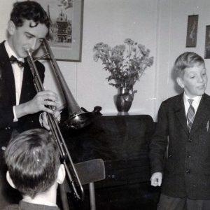 1 trombone